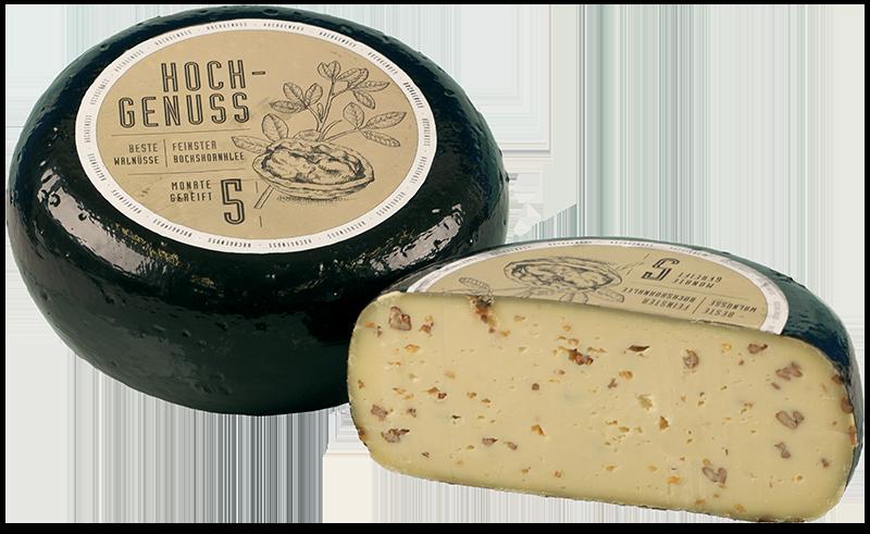 Hochgenuss Käse