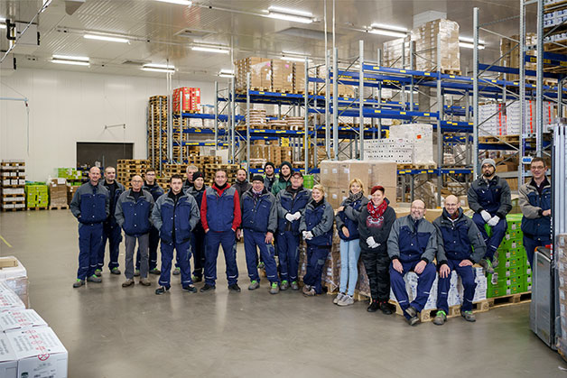 Gruppenbild Heiderbeck Lagerteam