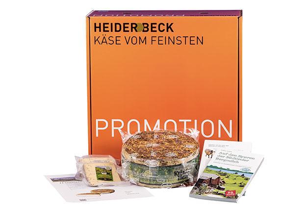 Promotionkarton Kräuterhexe