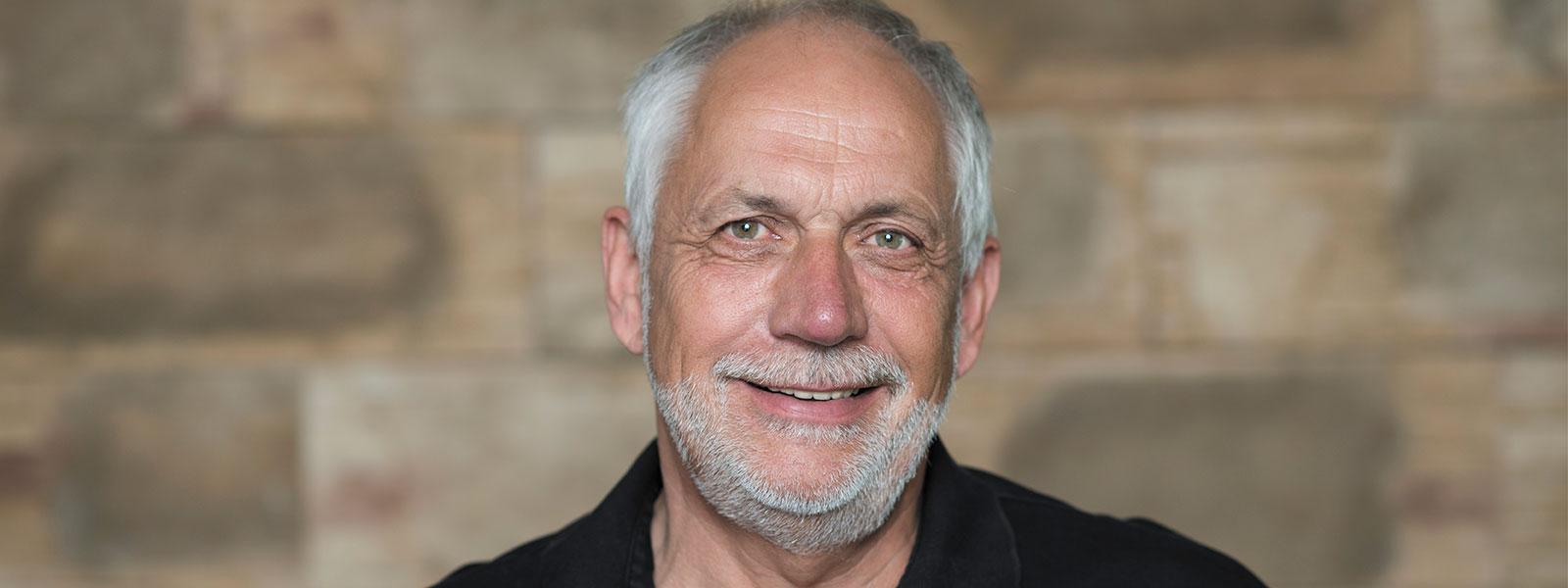 Portraitbild von Reiner Wechs, dem Rheingau Affineur